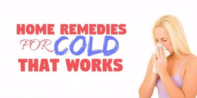 Bad Cough After Drinking Cold Water